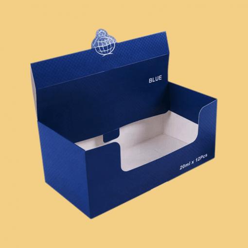 Cosmetic Display Packaging