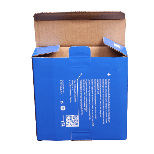 Custom printed bux board boxes