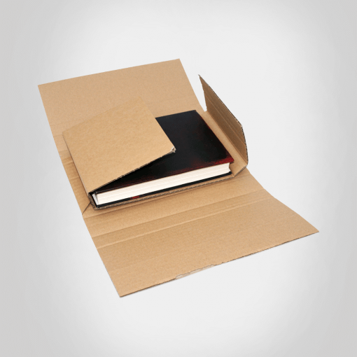 book packaging boxes