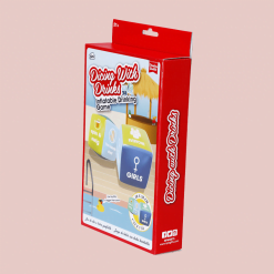 cardboard game box