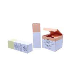 cosmetic cream packaging