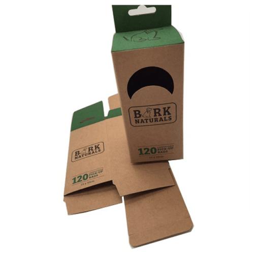 custom kraft paper packaging box