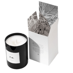 custom printed candle boxes