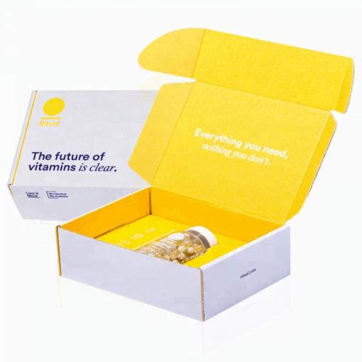 custom printed product packaging