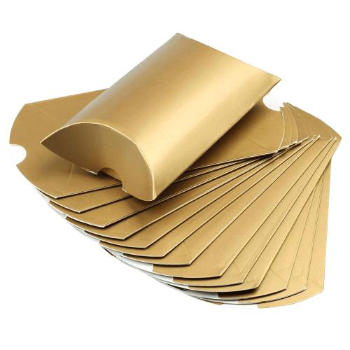 golden favor box