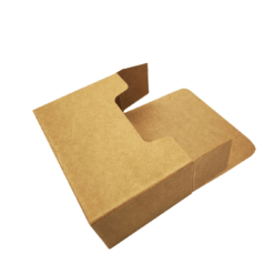 kraft material Business Card Boxes
