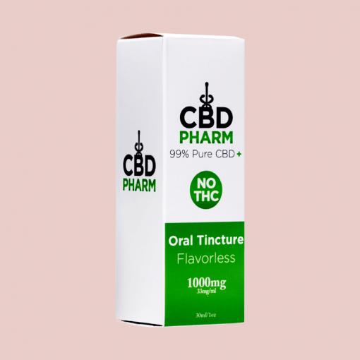 custom tincture packaging