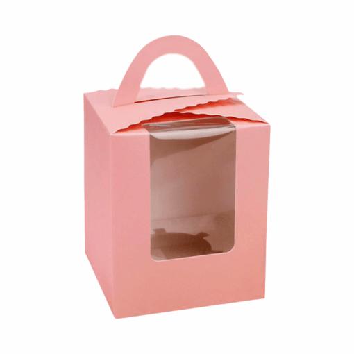 mini cupcake packaging box